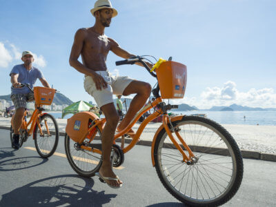 Bicycle Sharing - about, types, pros and cons
