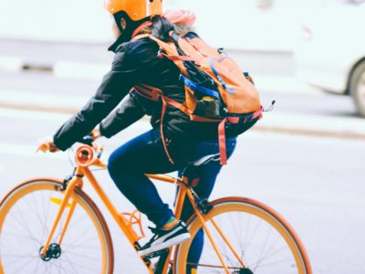 "Slow Mobility: ""You can't buy happiness, but riding a bike brings you pretty close"""