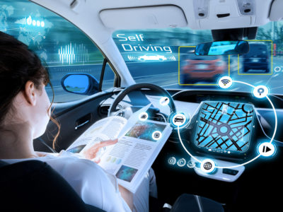Driverless cars and user acceptance